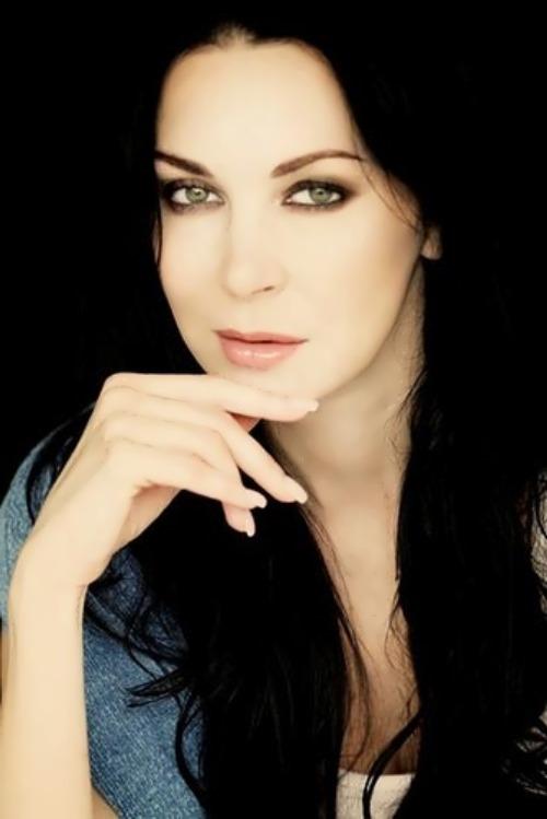 Irina Dmitrakova model and TV presenter