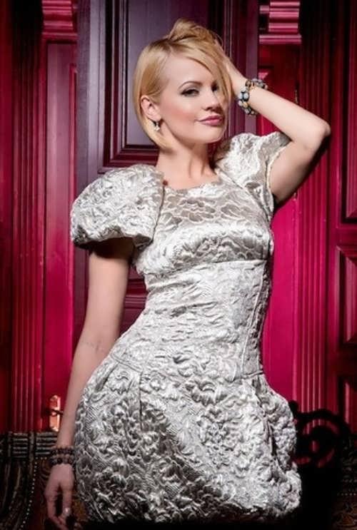 Irina Ortman singer