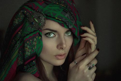 Hizhnyak Ksenia actress