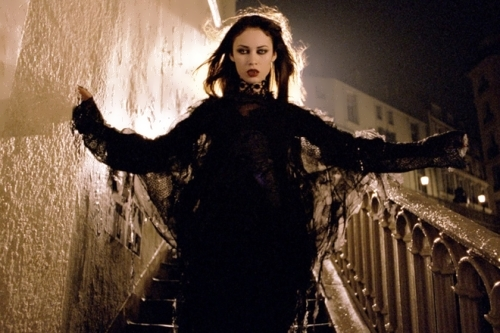 Kurylenko in the movie Paris, I love you