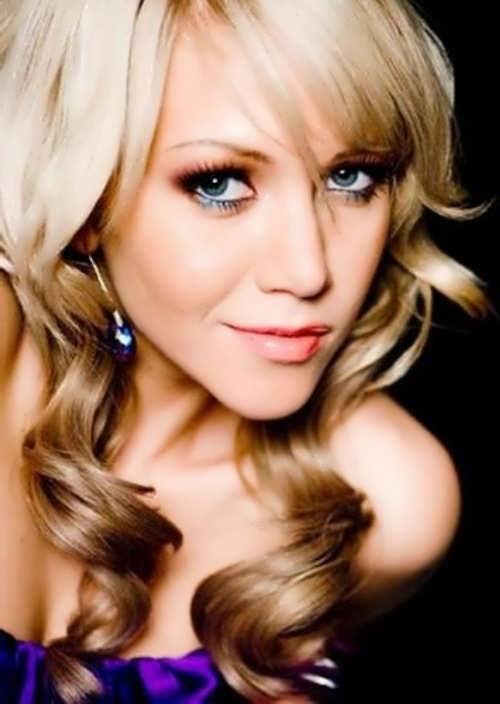 Lena Terleeva pop singer