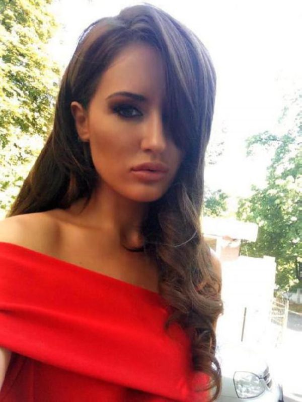 Diana Starkova, beauty queen and racing driver