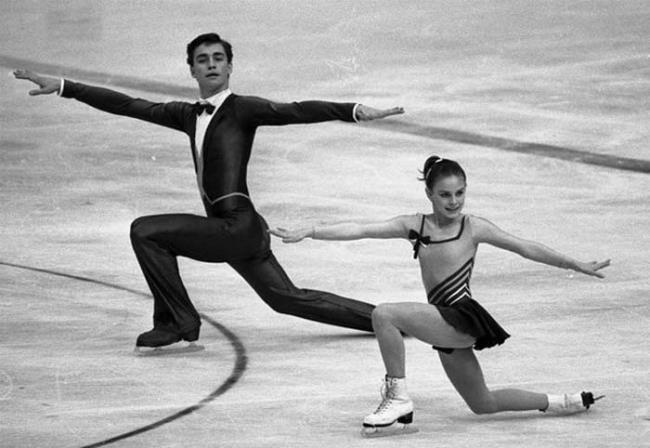 Ekaterina Gordeeva, figure skater