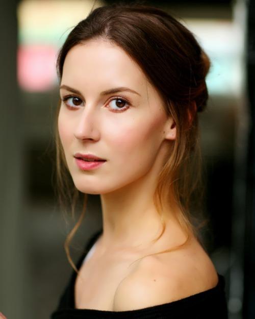 Ryumina Natalia actress