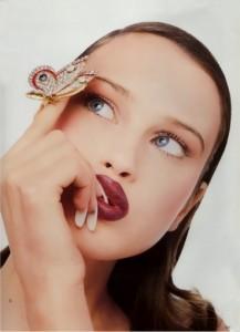 natalia semanova beautiful model