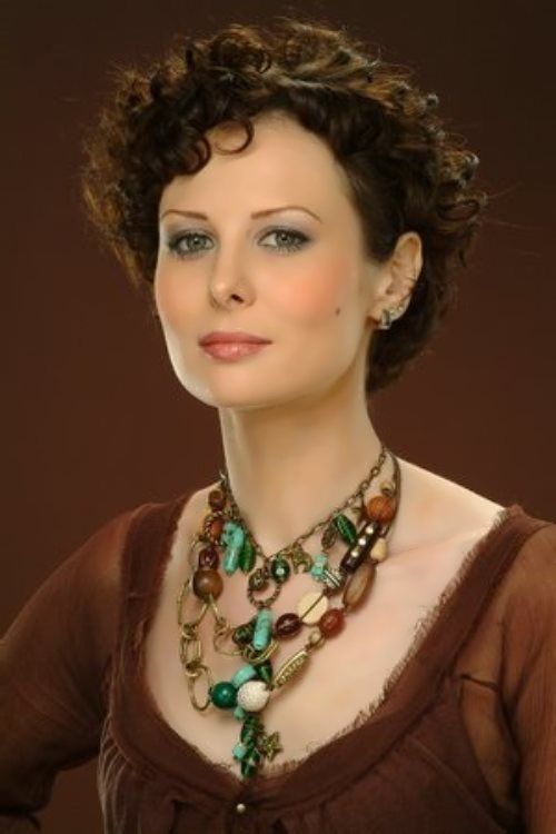 Olga Pogodina theater and film actress