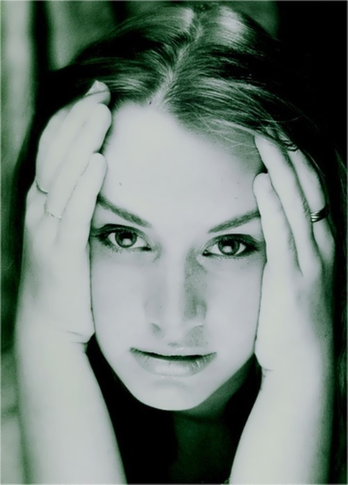 Olga Sidorova actress and model