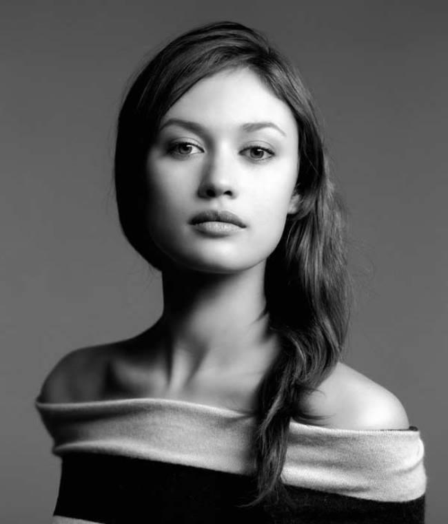 Olga Kurylenko – Bond Girl