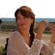 Olga Pavlovets, actress