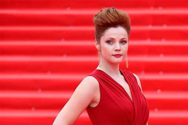 Ekaterina Vulichenko, film actress