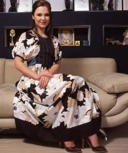 Brilliant Pelageya Khanova
