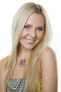 Attractive Pelageya Khanova