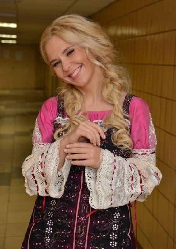 Pelageya, folk-rock singer