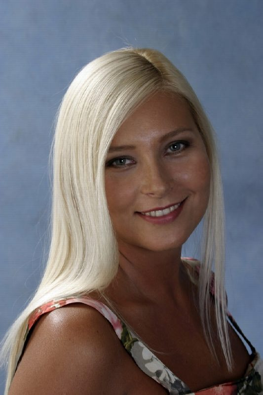 Pretty actress and TV presenter Daria Maiorova