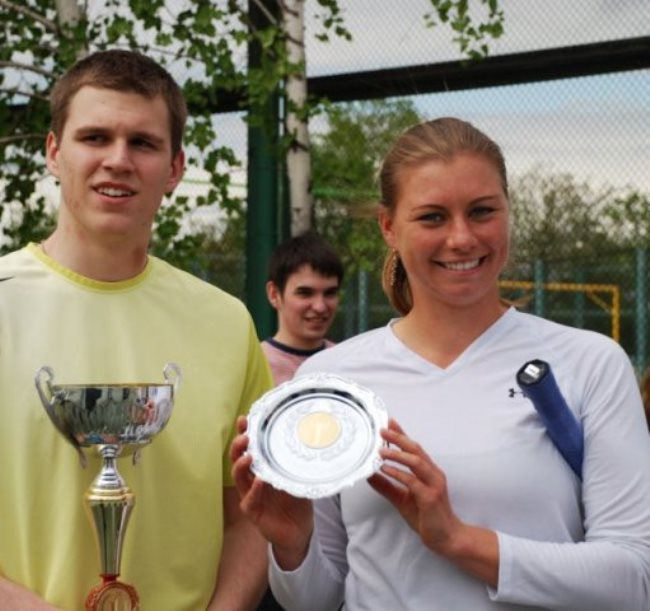 Vera Zvonareva, professional tennis player