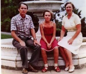 Rednikova parents