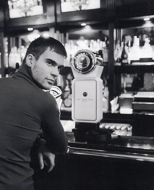 Sergey Krapiva actor and model