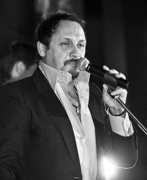 Mikhailov Stas chanson singer