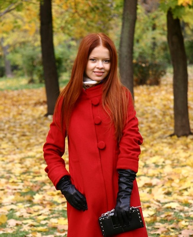 Lena Knyazeva, actress and singer