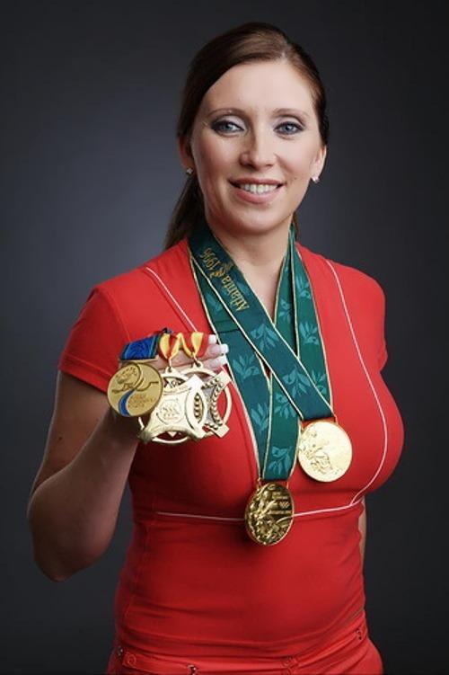 Svetlana Masterkova middle distance runner