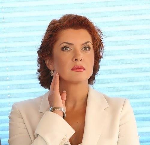 Vera Sotnikova actress and presenter