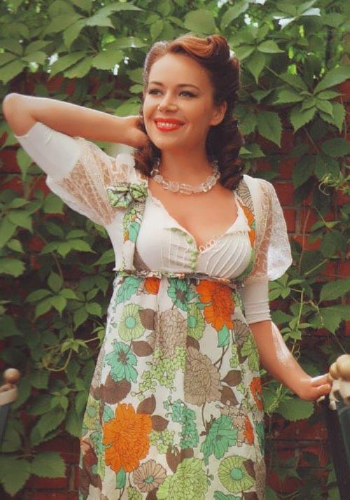 Rednikova Ekaterina beautiful Hollywood actress