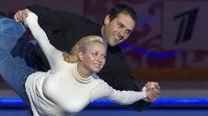 Berezhnaya and Steven Cousins
