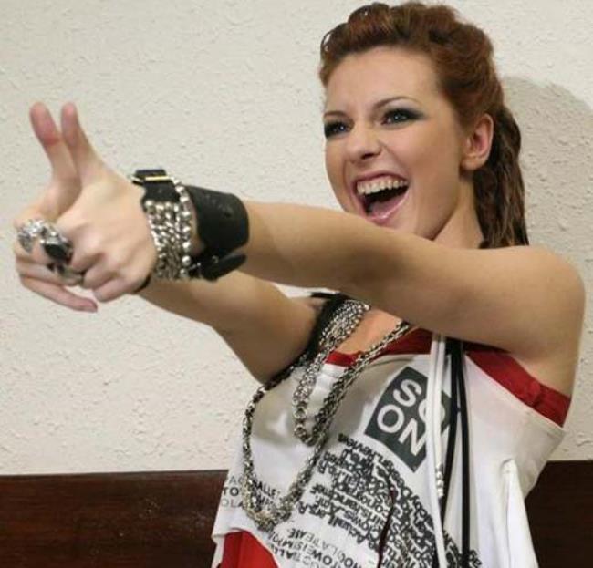 Natalia Podolskaya, Belarusian and Russian pop singer