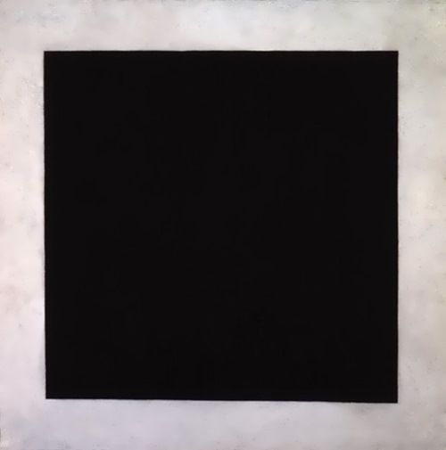 Black Square Kazimir Malevich
