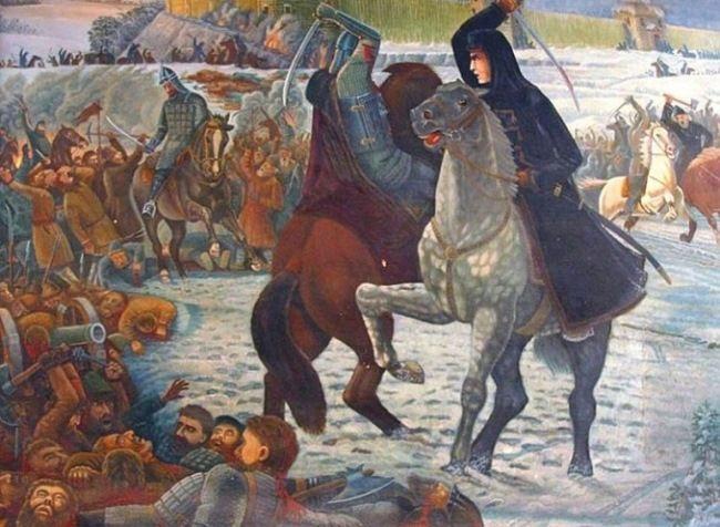 Brave Alyona Arzamasskaya