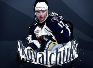 Ilya Kovalchuk hockey player