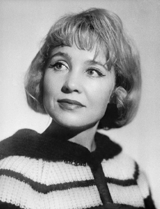 Nadezhda Rumyantseva, Soviet – Russian actress