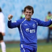 Aleksandr Kerzhakov, football player