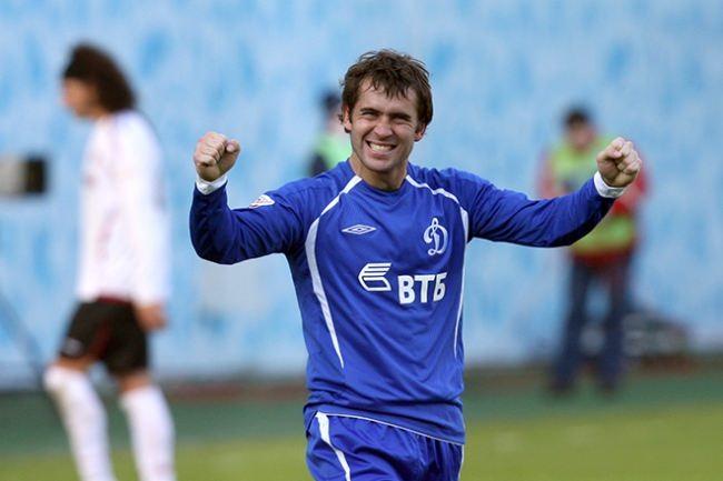 Aleksandr Kerzhakov, football player