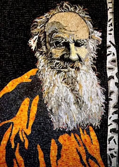 Leo Tolstoy Khodasevitch-Leger