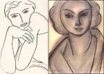 Russian painter Marianna Verevkina