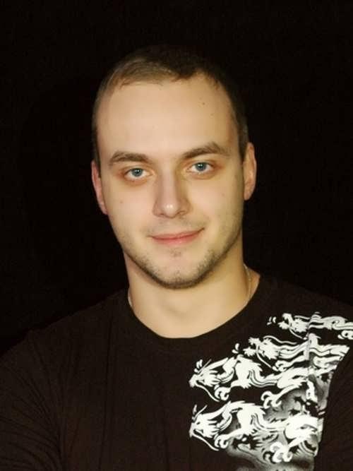 Shegolev Maxim actor