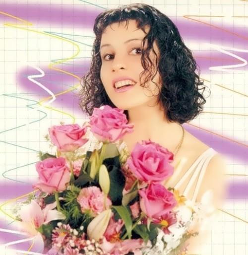 Natalia Shturm singer and writer