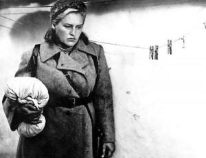 Mordyukova Nonna prominent Soviet actress