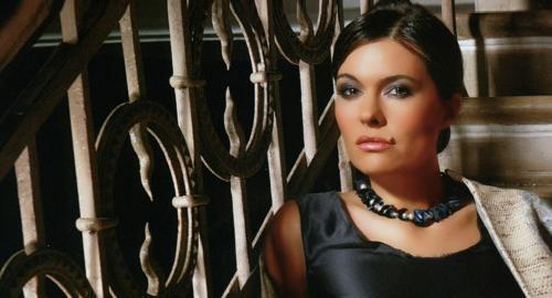 Oksana Robsky writer and businesswoman