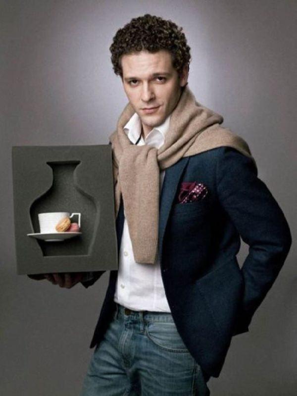 Konstantin Kryukov, actor and jeweler