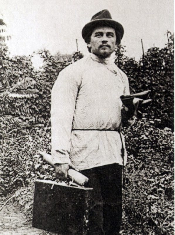 Kazimir Malevich, Suprematist movement founder