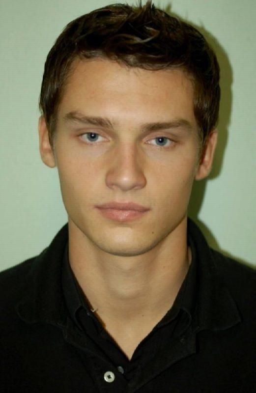 Vladimir Ivanov, fashion model