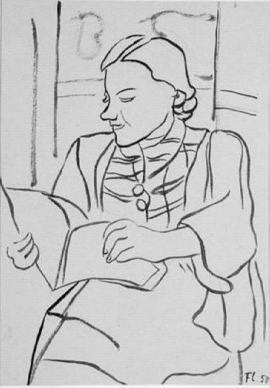 Nadezhda Khodasevitch Leger