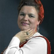 Lyudmila Zykina, National voice of Russia