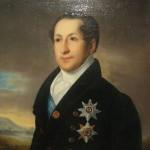 Sergey Golytsin by V. Tropinin