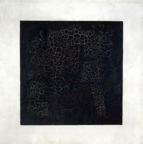 malevich Suprematic Black Square