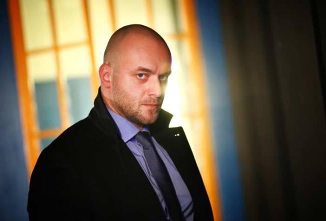 Maxim Shegolev, actor