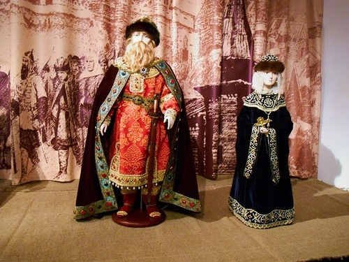 Vladimir Monomakh and Princess Olga