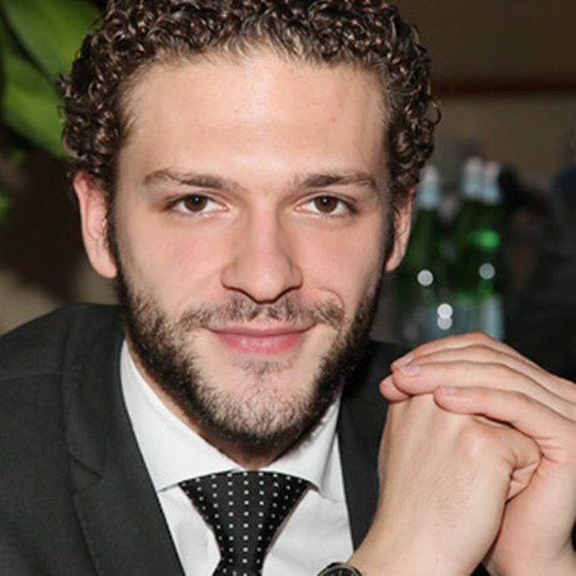 Konstantin Kryukov, actor and jeweler